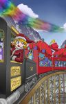 Christmas Train by kandlin