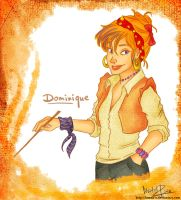 HP-NextGen: Dominique by lumen-a