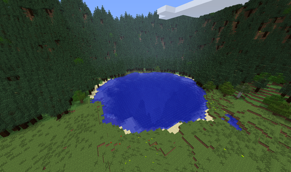 A of my lovely places - Minecraft by GunnarCool