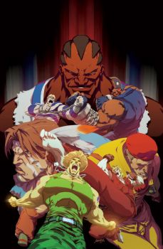Street Fighter II Turbo 7a by UdonCrew