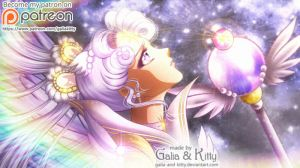 BSSM fanart: Sailor Cosmos by galia-and-kitty