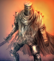 Dark Souls2 - Heide Knight by tetsuok9999