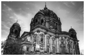 Berliner Dom - HDR by dunkeltoy