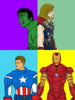 Assemble by ArtismyDeath