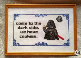 Cookies from the dark side by LaraQ
