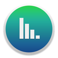 Numbers Yosemite icon by kafi2007