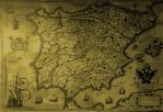 Vintage Map 2 by ea8322