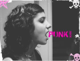 PUNK ROCK by fuctupgirl