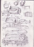 2010 Scetch Diary 17 by sedatgever