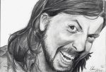 Dave Grohl by GateBreaker