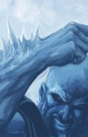 Frost blue by Cinar