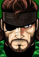 Big Boss Snake by Thuddleston