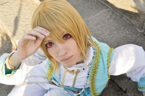 Trinity Blood - Metuselah by HauntedKing
