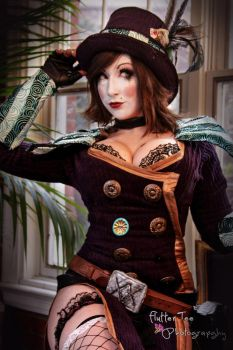 borderlands 2 moxxi by Its-Raining-Neon