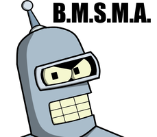 Bender n stuff by MochaTheDog