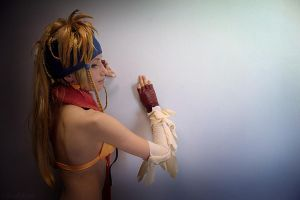 Rikku II by Narga-Lifestream