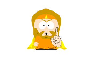 King in South Park Concept by neon-knights