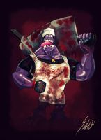 Butcher Mundo by BrunovicArt