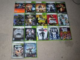 Game On :Xbox 360: 2 by Phycosmiley
