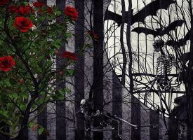 gothic romance by CosmicKat