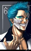+Grimmjow Jeagerjaques+ by Orenji-kun