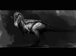H-rex sketch by Tapwing