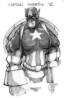 Captain America by rantz