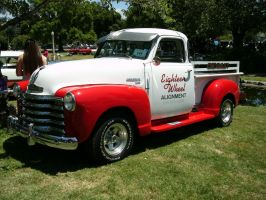 Chevrolet 3100 shop truck by RoadTripDog