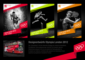 London 2012 Design by Dick3rl3