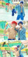 Cos: Water war by Rupyon