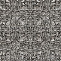 Silver Gothic Tile Background by SweetSoulSister