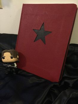 Winter Soldier's Book by Thom-Heap