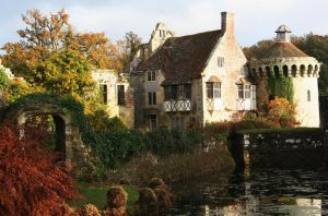 Scotney Castle 13 - Stock by GothicBohemianStock