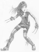 x-23 day 4 last one by Persephonne
