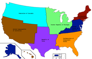 Mors Imperium: Fall of the United States (2022) by coldblood11