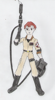 ghostbusters ray stanz by angrysmurf