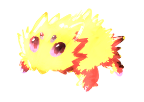 Joltik by sweating