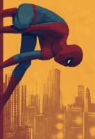 Spiderman by Marcelo Costa by Marcelo-Costa