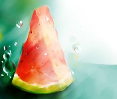 melon of water by meaves
