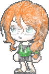 Ginger Girl - Auction (CLOSED!) by Demon-Fire-Fox