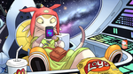 Space Dandy - Meow by Azilord