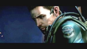 Chris Redfield RE6-HQ by ninaxleon