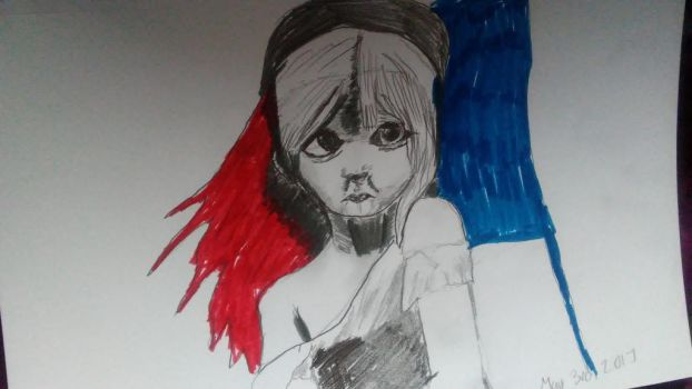 Les Miserables sketch by FleshPalace