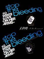 Stop The Bleeding. 2 by breakoutphotography