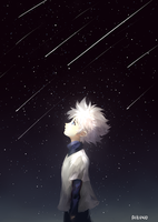 Killua by Ariuemi