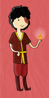 Zuko the Firebender by Patousky96