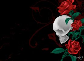 death and roses by beyond-dusk