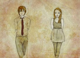 Yough couple by creatief2