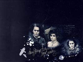 Sweeney Todd Wallpaper by LunarShore