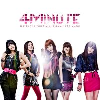 4minute - For Muzik Cover by 0o-Lost-o0